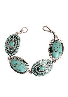 Lucky Brand Jewelry Stone Bracelet