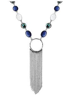 Lucky Brand Jewelry Beaded Necklace