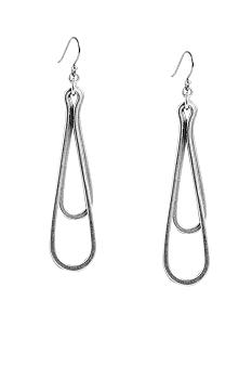 Lucky Brand Jewelry Orbital Hoop Earrings