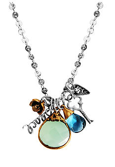 Lucky Brand Jewelry Charm Necklace