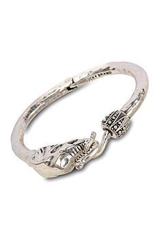 Lucky Brand Jewelry Elephant Cuff Bracelet