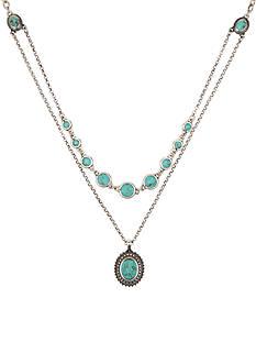 Lucky Brand Jewelry Multristrand Necklace