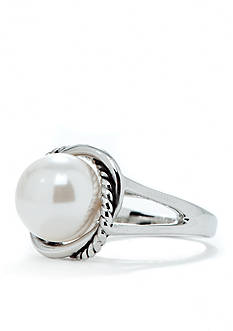 New Directions Pearl Rope Ring