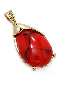 New Directions Teardrop Coral Slide