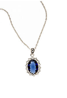 New Directions Crystal Kate Pendant