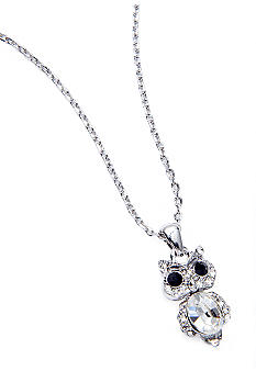 New Directions Owl Pendant Necklace
