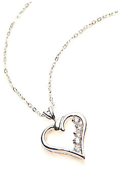 New Directions Heart Pendant