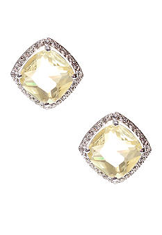New Directions® Cushion Cut Jonquil Earrings