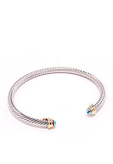 New Directions Twisted Cable Bangle