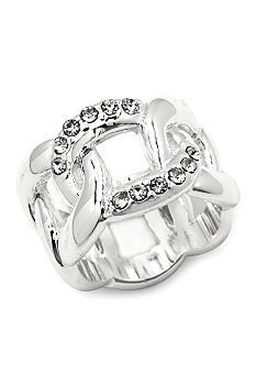 New Directions Chained Link Ring