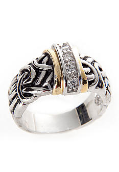 New Directions Antique Two tone Band