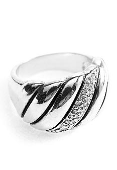 New Directions Swirl Ring