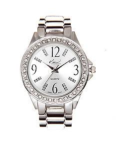 Kim Rogers Silver Bracelet Watch