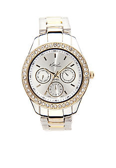 Kim Rogers Two Tone Boyfriend Watch