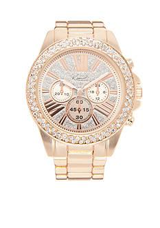 Kim Rogers Women's Boyfriends Bracelet Watch