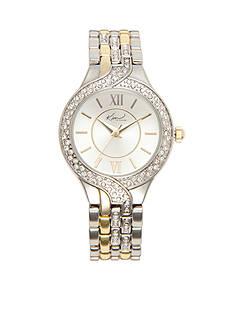 Kim Rogers Women's Round Bracelet Watch