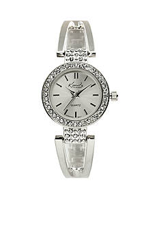 Kim Rogers Open Metal Link Watch