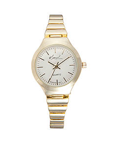 Kim Rogers Women's Gold Expansion Band Watch
