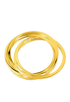 Robert Lee Morris Multi Flat Bangle Bracelets