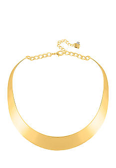 Robert Lee Morris Half Moon Collar Necklace