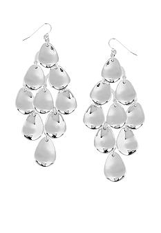 Robert Lee Morris Petal Chandelier Earring
