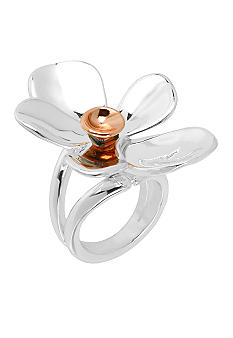 Robert Lee Morris Flower Ring