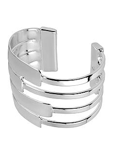 Robert Lee Morris Multi Row Cuff Bracelet