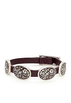 Nine West Vintage America Collection Leather Bracelet