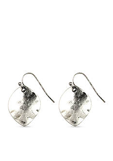 Nine West Vintage America Collection Fishhook Drop Earring