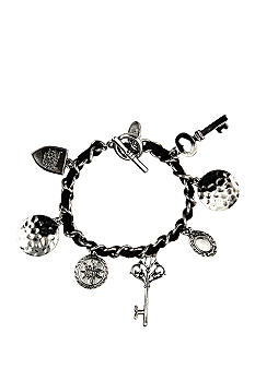 Nine West Vintage America Collection Charm Bracelet