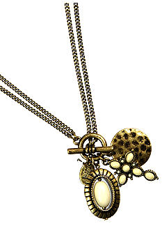 Nine West Vintage America Collection Pendant Necklace
