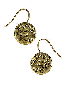 Nine West Vintage America Collection Drop Earrings