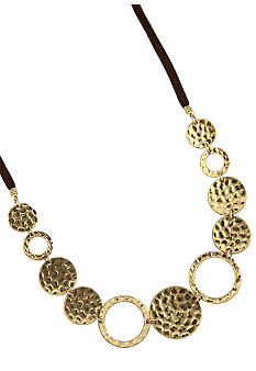 Nine West Vintage America Collection Frontal Necklace