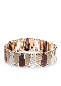 Nine West Vintage America Collection Stretch Bracelet