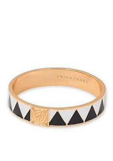 Trina Turk Gold-Tone Free Spirit Bangle Bracelet