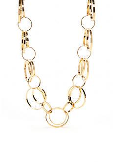 Trina Turk Mod Moments Interlocking Necklace