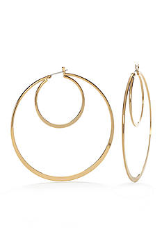 Trina Turk Double Hoop Earrings