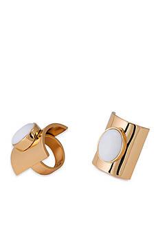 Trina Turk Gold-Tone Free Spirit Ring