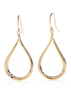 Nadri Small Drop Earrings