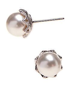 Nadri 8-mm. Pearl Stud Earrings
