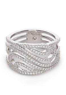 Nadri Tourbillon Cubic Zirconia Ring