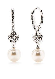 Nadri Pearl Drop Earring