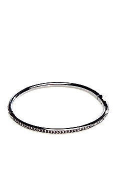 Nadri Channel Set Bangle Bracelet
