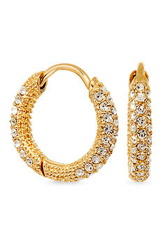 Nadri Mini Hoop Earrings