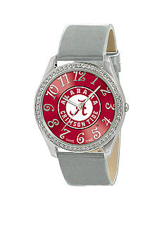 Game Time Alabama A Logo Glitz Watch