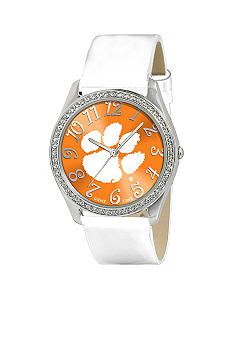 Game Time Clemson Glitz Watch