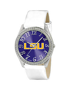 Game Time Louisiana State University Glitz Series Watch