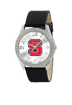 Game Time North Carolina State Glitz Series Watch