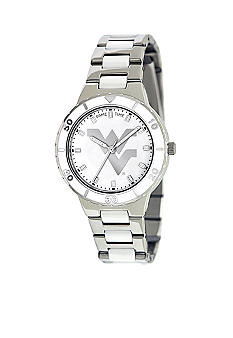 Game Time® West Virginia University Pearl Series Watch