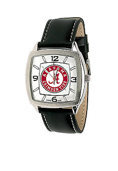 Game Time Alabama A-Logo Retro Watch
